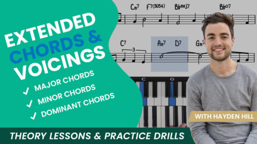 Extended Chords & Voicings