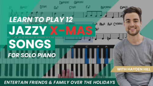 Jazzy Christmas Lessons