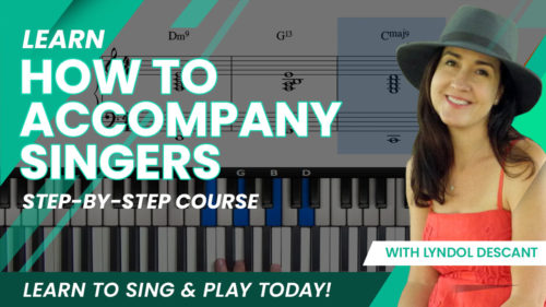 How To Accompany Singers