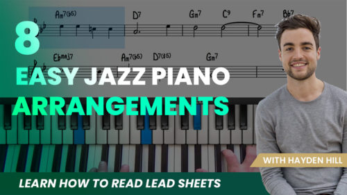 Beginner Jazz Arrangements