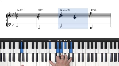 Mastering Left Hand Voicings